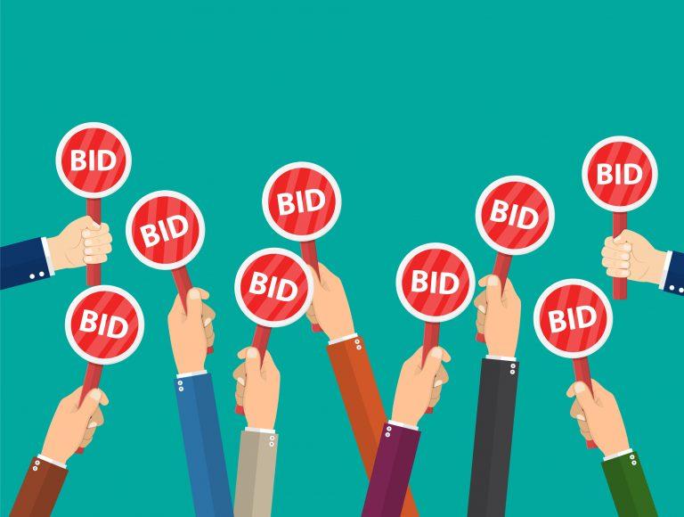 Maximize Silent Auction Item Sales