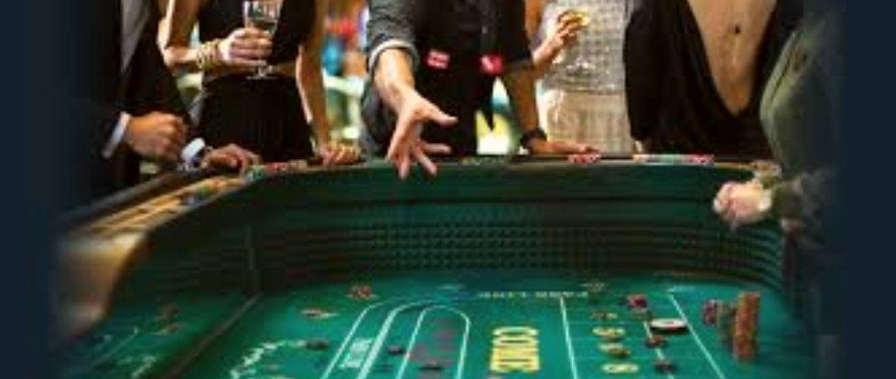 history of casino